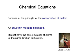 10 chemical equations