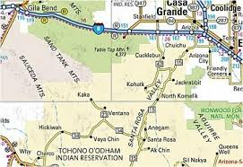 arizona road maps tourist travel map of arizona great journeys Travel Map Of Arizona arizona road and physical tourist guide map travel map of arizona and utah