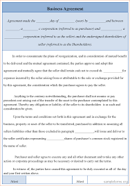Business Contract Agreement 24 Contract Agreement Form Timeline Template Business Contract 20