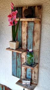 used pallet furniture. #5 Salvaged Wooden Pallets Used In Vertical Shelves Beautifully Pallet Furniture T