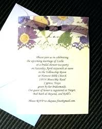 Birthday Card Shower Invitation Wording Gift Card Shower Invitation Wording Bridal Shower Wording Gift Card