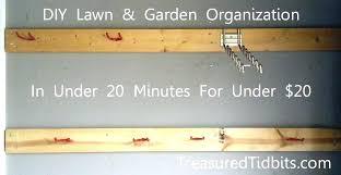 yard tool organizer garage organizer garage tool storage ideas garden tool organizer