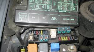 qx56 fuse box location fuse panel wiring diagram ~ odicis blown circuit breaker at Fuse Box Not Working