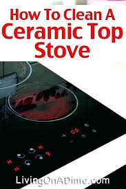 glass top oven cleaner oven cleaner target cleaner outstanding how to clean a ceramic top stove