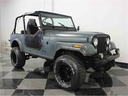 1982 Jeep CJ7 for Sale   ClassicCars.com   CC-982426