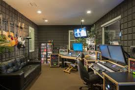 studio office furniture. Contemporary Home Office Angela Todd. Artwork Modern. Recording Studio Lighting With Furniture F