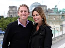 Savannah Guthrie's Fiancé: 5 Things to Know About Mike Feldman - E ...