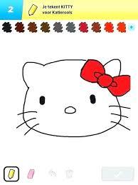 Hello Kitty Drawing Book Mymodernautomotive Co