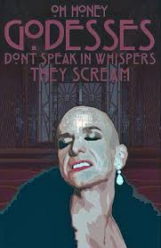 Ahs Quotes Enchanting Liz Taylor American Horror Story Hotel Nails Pinterest