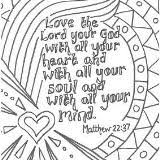 Bible Coloring Pages For Adults Coloring Pages