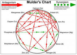 Mulders Chart Mulders Chart The Daily Garden