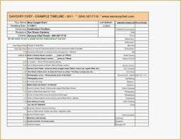 Wedding Venue Checklist Excel With Setup Plus Printable