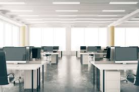 open office concept. 07 Sep Are Open Concept Offices Working? Office P