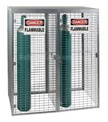 18 Storage Cabinet Cylinder Storage Cabinet