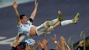 كوبا أمريكا: الأرجنتين تحرز اللقب على حساب البرازيل في أول تتويج لميسي مع  منتخب بلاده