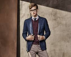 the business casual style for men