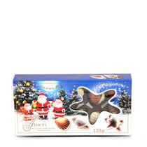 <b>Конфеты Ameri шоколадные</b> ракушки с начинкой пралине купить ...