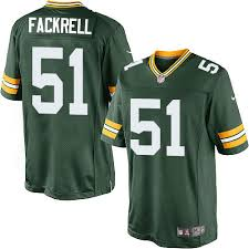 Green Bay Fackrell Limited Men's Kyler