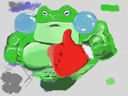 Byron Howell - Fighting Frogs Ultraaa