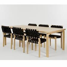alvar aalto furniture. brilliant alvar artek alvar aalto  dining and conference tables inside furniture