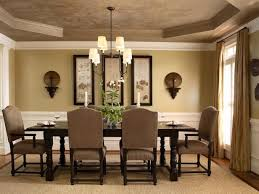 wall decor for formal dining room
