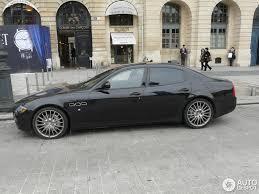 Maserati Quattroporte Sport GT S 2009 - 28 March 2013 - Autogespot
