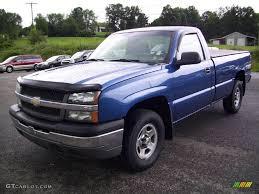 Silverado 2003 chevrolet silverado : 2003 Arrival Blue Metallic Chevrolet Silverado 1500 Regular Cab ...