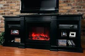 brookdale 60 in freestanding electric fireplace tv stand espresso inch napoleon stands with inspiration