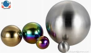 Decorative Metal Balls Outdoor Christmas Ornamental BallsLarge Hollow Stainless Steel 30