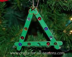 3 Easy Christmas Crafts To Make With Your Kids  Christmas Tree Christmas Tree Ornaments Crafts