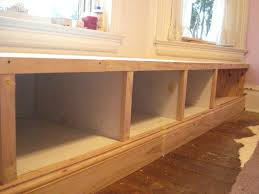 swingeing built in storage bench storage benches march building window bench seat with storage white built
