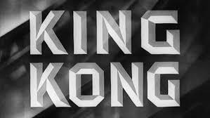 「1933 King Kong」の画像検索結果