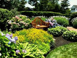 interior flower garden bench landscaping ideas stone malaysia plans free wooden benches woos concrete amusing