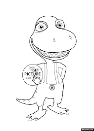 07 buddy dinosaur train coloring page various coloring pages