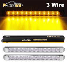 Yellow Light Bars For Trucks