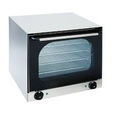 equipped co 16 half size countertop convection oven 220v 1ph