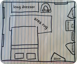 how to arrange furniture in a long rectangular bedroom