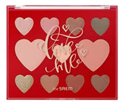 <b>Палетка для макияжа</b> Love Me <b>Multi</b> Palette The Saem купить ...