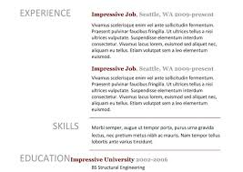 Resume 7 Simple Resume Templates Free Download Best Professional