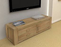 atlas chunky oak hidden home. We Love The Storage In This Atlas Oak Widescreen Television Cabinet With Door \u0026 Drawers. Chunky Hidden Home