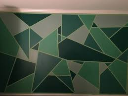 Wall Patterns With Tape New House New Wall Album On Imgur