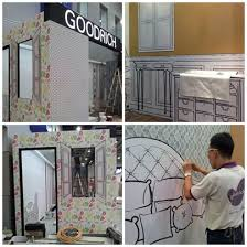 Small Picture Press Events Goodrich Malaysia at Home Dcor Design Exhibition