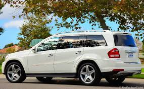 There's no way around the fact that this suv is heavy, but with a standard. Mercedes Gl550 Review