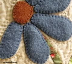 Applique is the method of sewing pieces of fabric onto other fabric bases  in beautiful designs You can stitch the applique pieces by hand as well as  by