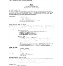 Example Of Skills Section On Resume Elegant Resume Skills Section Sample Or Abilities For Resume