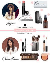 10 makeup essentials for basic makeup kind of s