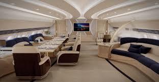 VIP aircraft design; Aircraft Interior Design ...