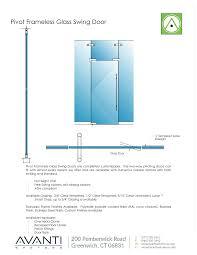 102313 solare acoustic single glazed partition system 48 pivot frameless glass swing door gif