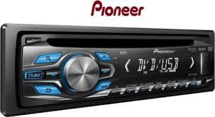pioneer car radio. pioneer dvh-3490ub car stereo radio