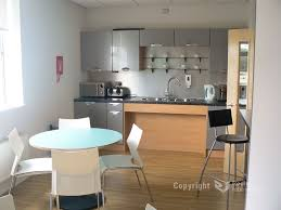 office kitchens. Kitchen:Adorable Office Kitchens Design Break Rooms With Round White Table Also Grey Modern Kitchen N